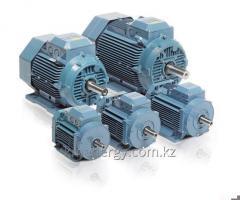 Алюминиевые двигатели промышленного назначения класса энергоэффективности IE2, High Efficiency ABB