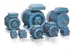 Низковольтные морские асинхронные электродвигатели ABB