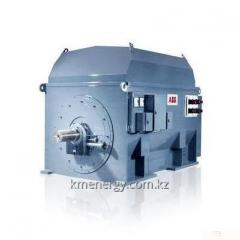 Synchronous motors, 2 - 55 MW, 3 - 15 kV of ABB