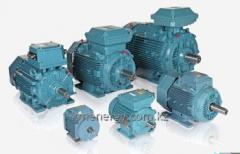 Искробезопасные электродвигатели и генераторы, Ex nA ABB