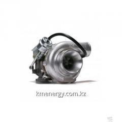 Turbocompressor of ABB TPR 61