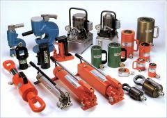 Hydraulic equipmen