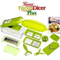 Vegetable cutter of Nicer Dicer Plus