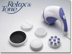 Massage Relax&Tone device