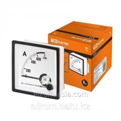 TDM A72 600A/5A-1.5 Ampermeter
