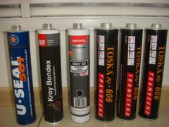 TOSKA glues-sealants