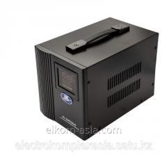 Стабилизатор PC-SVR 1500VA Верт. (Эл) черный