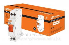 Модульный переключатель трехпозиц МП-63 1P 40А TDM