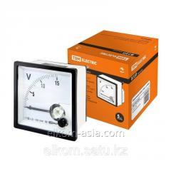 TDM V72P 15V-1,5 Voltmeter