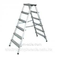 Step-ladder of TJ LFD 158DT H1635mm