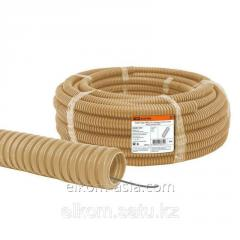 TDM Pipe corrugation. D 16 PVC with a probe (25 m)