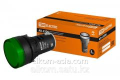 TDM the Lamp alarm AD-22DS(LED) a matrix of d22mm