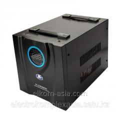 Стабилизатор PC-SCR 5000VA Сим. черный
