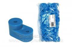 The TDM Insulator is angular blue