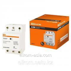 TDM Relay napryazh 1f AZM 25A-220V series