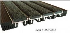 Алюминиевое входное покрытие 4