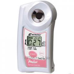 Digital pocket refractometers of the PAL series