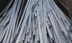 Strip steel 4x70, GOST 103-76, steel h12f1
