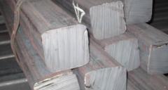 Квадрат 10, ГОСТ 2591-88, сталь 45, L = 4-6 м