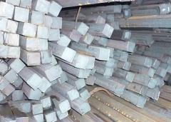 Квадрат 10, ГОСТ 2591-88, сталь 40хн, L = 4-6 м