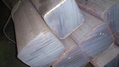 Квадрат 11, ГОСТ 2591-88, сталь р6м5, р6м5ф3, р18,