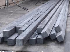 Квадрат 11, ГОСТ 2591-88, сталь 35, L = 4-6 м