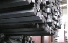 Квадрат 12, ГОСТ 2591-88, сталь 65г, 60с2а, L =