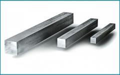 Квадрат 13, ГОСТ 2591-88, сталь 40х, L = 4-6 м