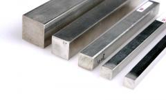 Квадрат 16, ГОСТ 2591-88, сталь 40хн, L = 4-6 м
