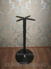 Bar legs table basis