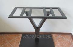 Base of a table wide