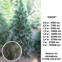 Artificial Christmas trees of a premium class of