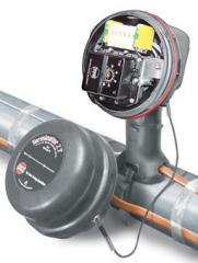 Mechanical thermostats (thermoregulators) for gas