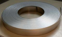 Cold rolled spring steel coil
