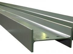 Балка двутавровая 20 К2, АСЧМ 20-93, сталь 3сп5,