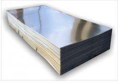 Лист горячекатаный 0.5 0.6х2, сталь 65г