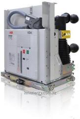 Вакуумный выключатель внутренней установки VD4