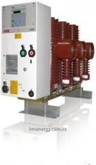 Gas-insulated switch of the internal HD4R