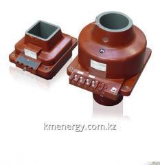 Проходные шинные трансформаторы тока для