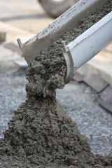 Polymeric additive to concrete mixes