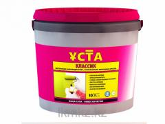 Interior STA acrylic paint Classic of 25 kg