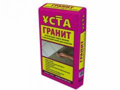 Glue for STA granite Facets