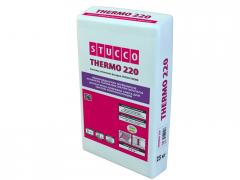 Штукатурно-клеевая смесь для систем теплоизоляции Stucco Thermo 220 25 кг