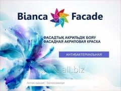 Paint for vnutrenny works of Bianca Facade of 15