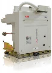 Vacuum contactors of VSC of the MEK ABB internal