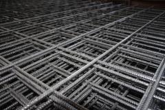Grid reinforcing 100x100x10 Cutting 2х6, for