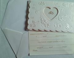 Приглашение на свадьбу, К006