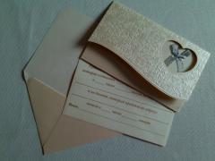 Приглашение на свадьбу, К007