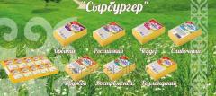Сыр плавленый 70 гр Голландский Сырбургер/10/50