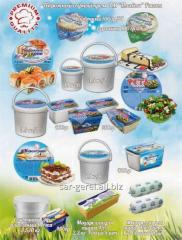 Cottage cheese cheese With greens 100 gr